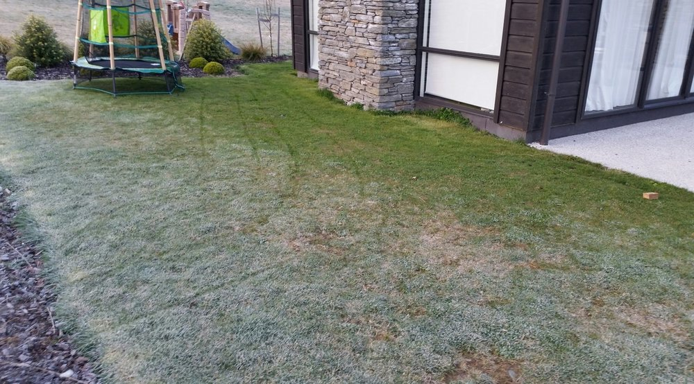 ... The Grass Around The Outside Of The Slab, Which Is Expensive Heat Loss.  With A MAXRaft Slab This Would Not Occur Saving Up To 40% In Running Costs.